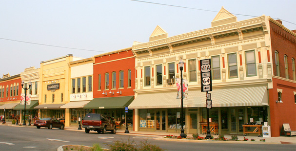 Home sweet hometown tennessee alumnus magazine for Best small towns in tennessee to live