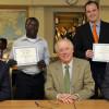 First Bredesen Scholars Graduate