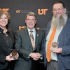 Faculty Bring Home Two of Three Awards